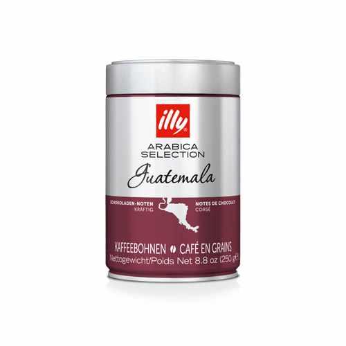 illy Espresso boabe Monoarabica Guatemala 250g 1