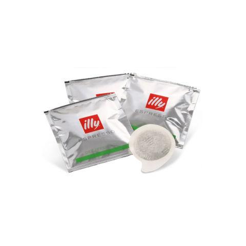 illy Espresso pods decofeinizate – 18 monodoze ambalate individual 2