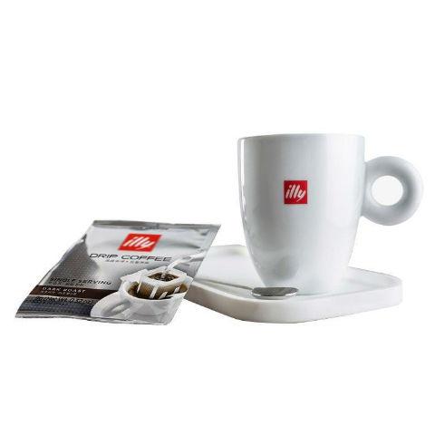 illy cafea filtru - single portion Dark 2