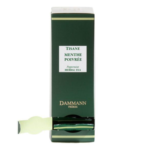 Ceai Dammann infuzie de plante cu menta 1