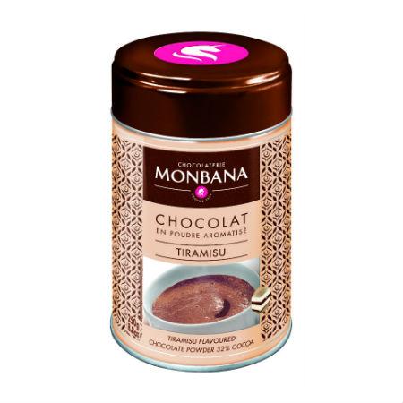 Ciocolata calda TIRAMISU Monbana, 250g 1