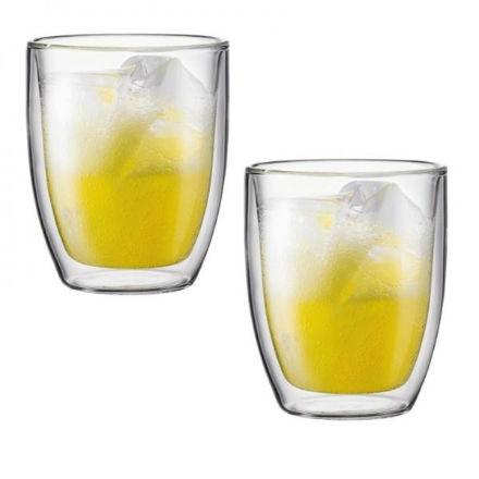 Pahare Bistro Jumbo Bodum - 450 ml 1