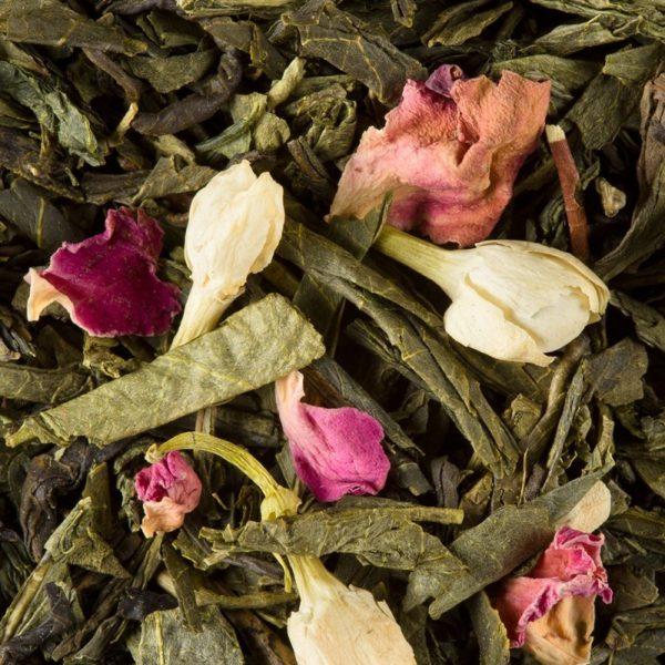 Ceai verde Dammann Bali 3