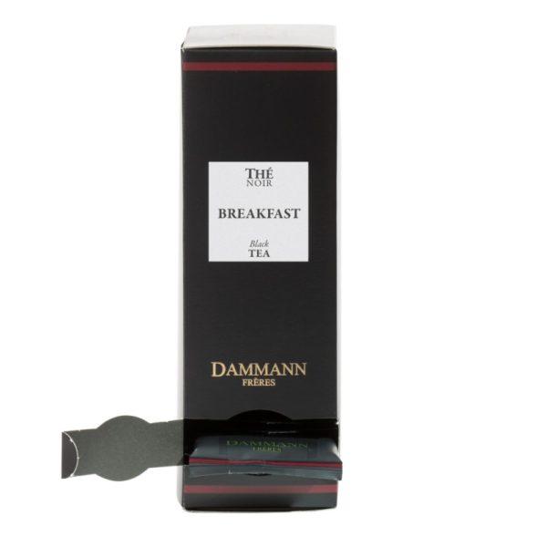 Ceai negru Dammann Breakfast - pliculete 2