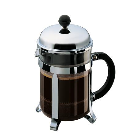 Cafetiera cu piston / French Press Chambord Bodum 0,5l 1