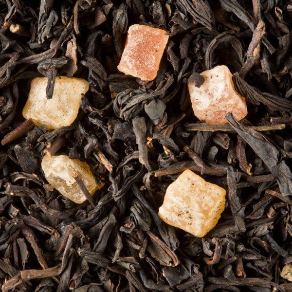 Ceai negru Dammann Caramel - pliculete 3