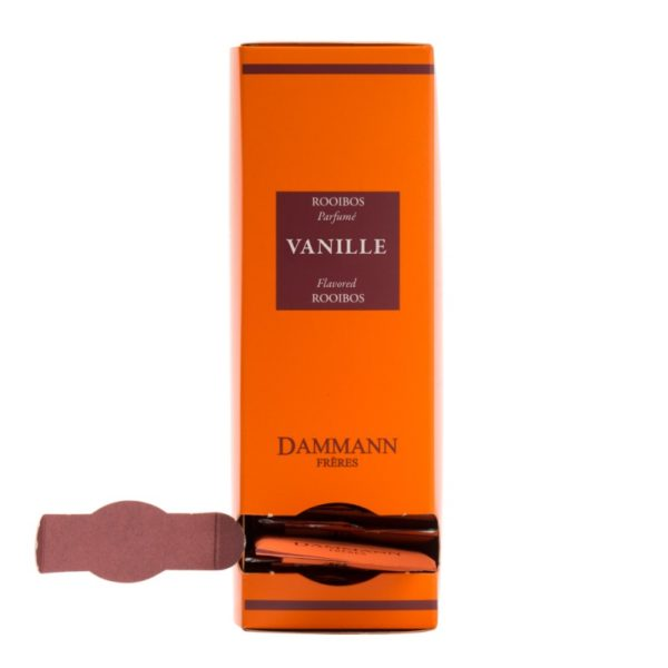 Ceai rosu Dammann Vanille 1