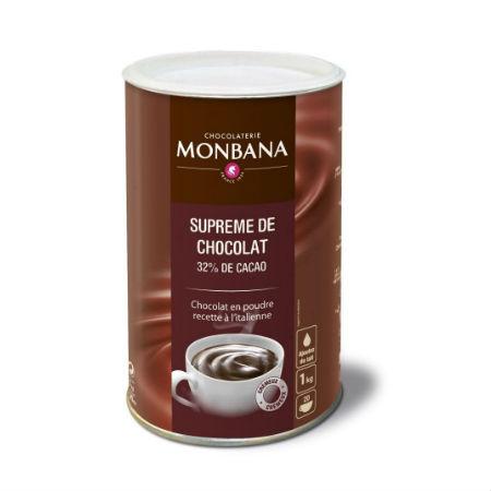 Ciocolata calda MONBANA Supreme de Chocolat Classic 1 kg 1