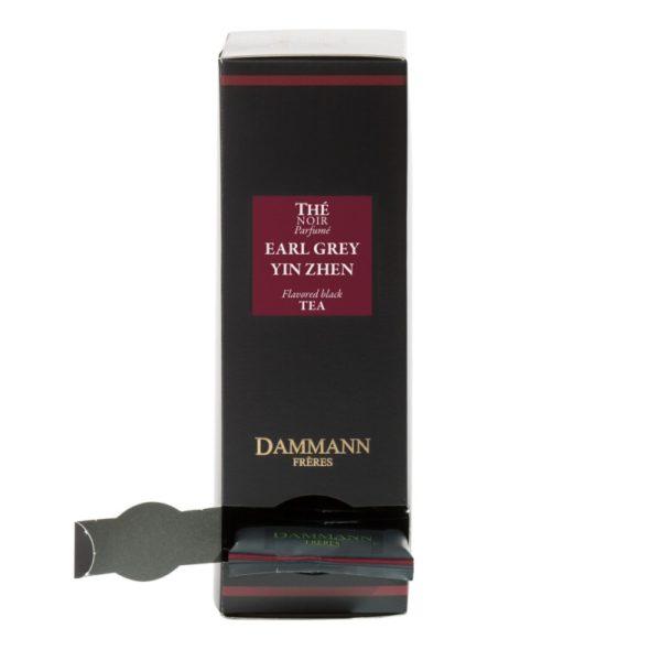Ceai negru Dammann Earl Grey - pliculete 2