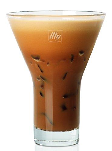 Set pahare Freddo 250 ml illy - 6 3