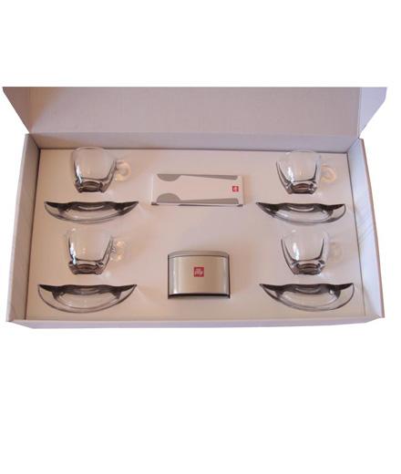 Kit Welcome illy accesorii espresso 2