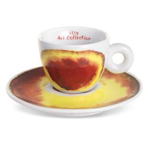 Cesti illy colectie Francesco Clemente - 6 cesti cappuccino 8