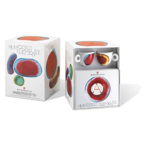 Kit cesti illy colectie Francesco Clemente - 2 cesti espresso 2