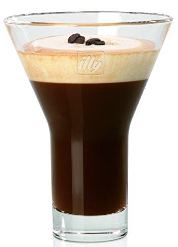 Set pahare Freddo 250 ml illy - 6 5