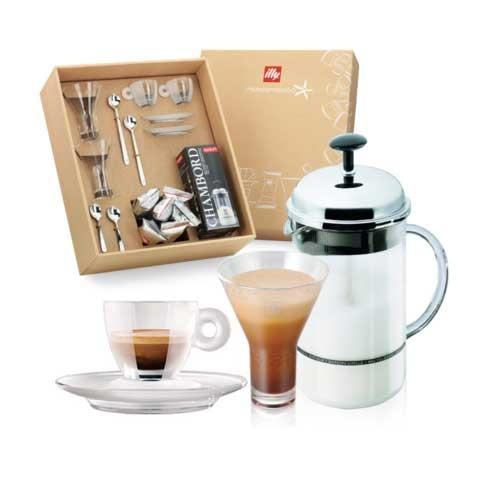 Kit illy iperEspresso accesorii cafea 1