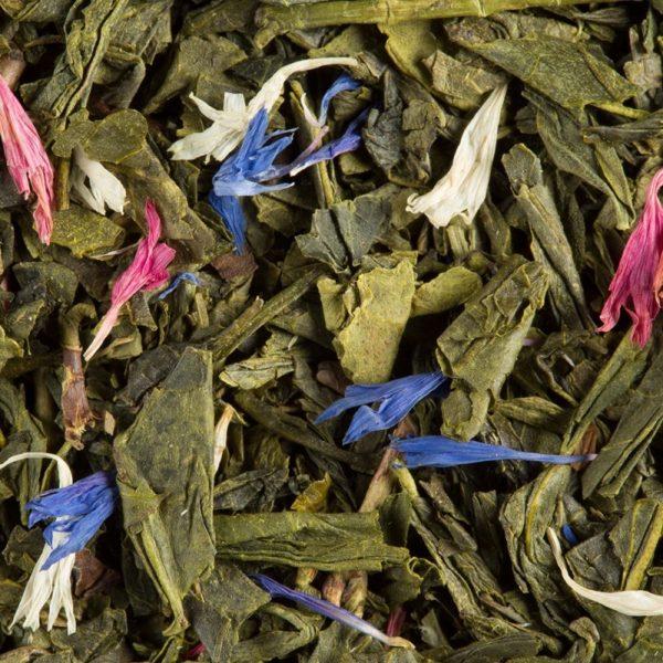 Ceai verde Dammann Vert L'Oriental - pliculete 3