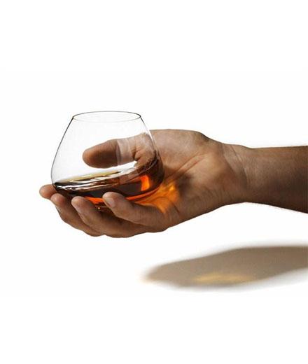 Pahare Cognac fara picior 3