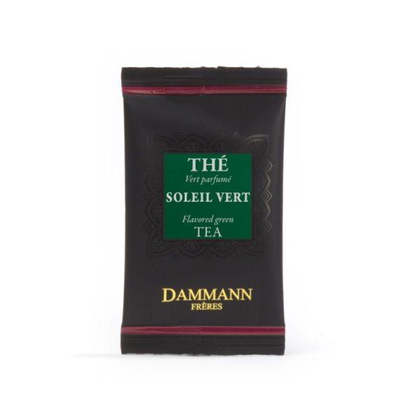 Ceai verde Dammann Vert de Chine Soleil Vert - pliculete 2