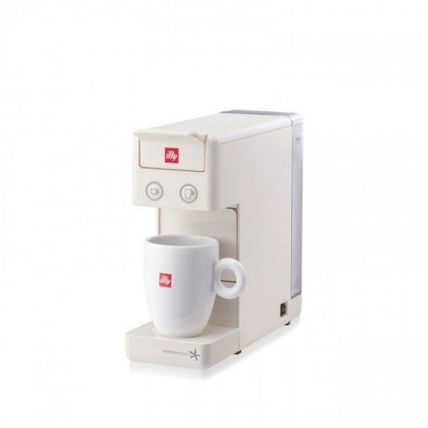 Espressor illy Y3.2 New Edition alb + CADOU 3