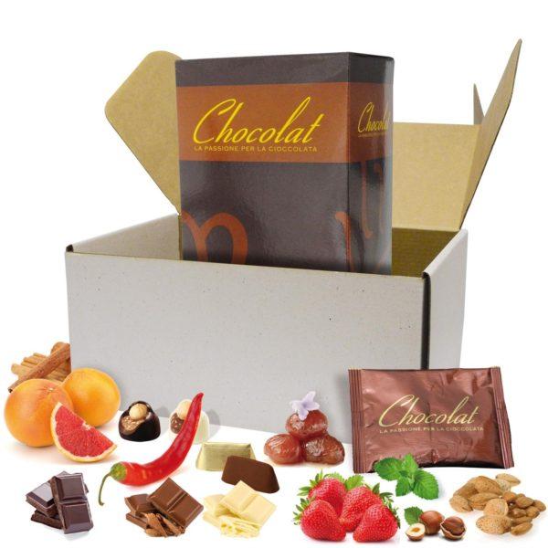 Ciocolata calda densa Chocolat PROMO Mix 4 cutii x 36 plicuri 1