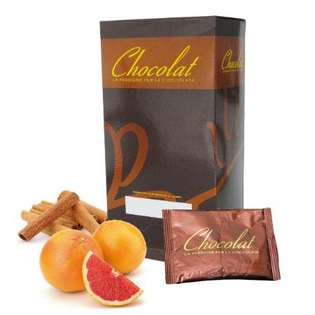 Ciocolata calda cu portocale si scortisoara Chocolat 1
