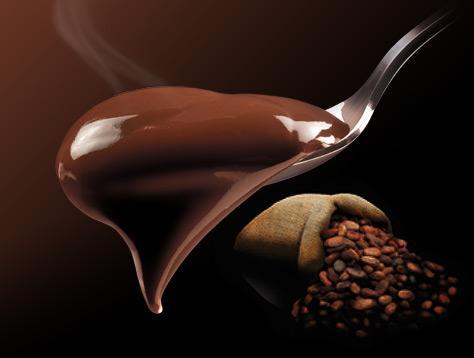Ciocolata calda Eraclea Dark Chocolate 1
