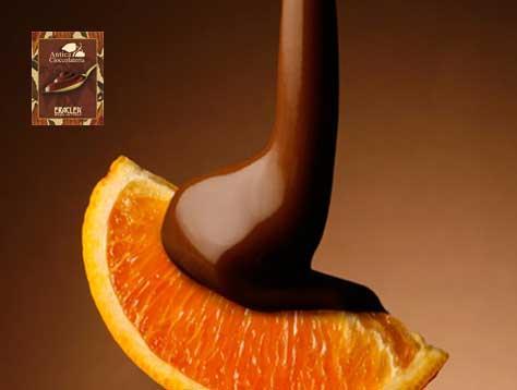 Ciocolata calda Eraclea Orange and Cinnamon Chocolate 1