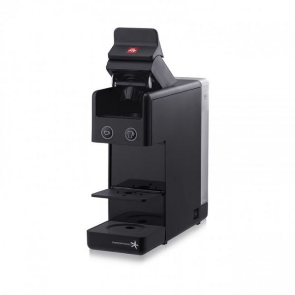 Espressor illy Y3.2 New Edition negru + CADOU 3