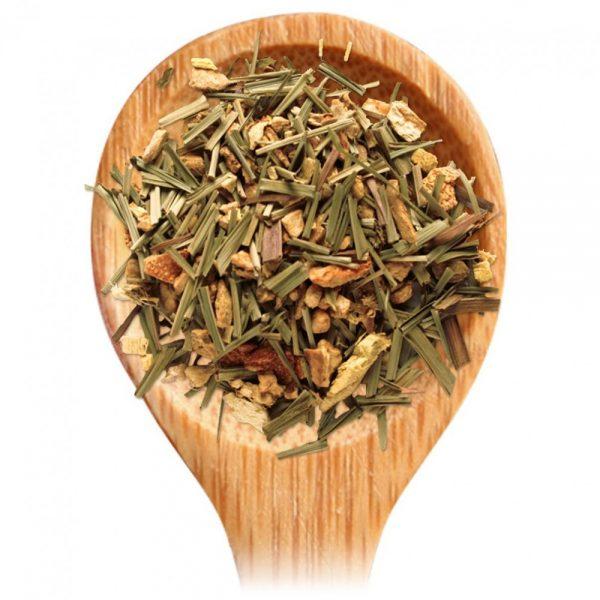 Ceai de plante Ginger Lemongrass 2