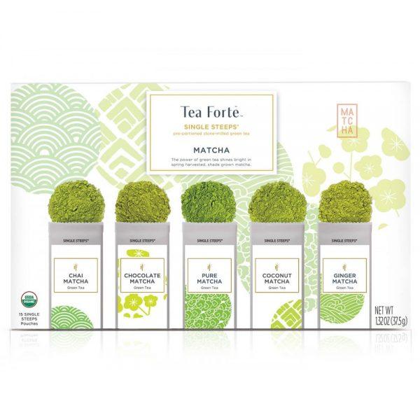 Ceai Matcha cutie 15 infuzii ceai organic 3