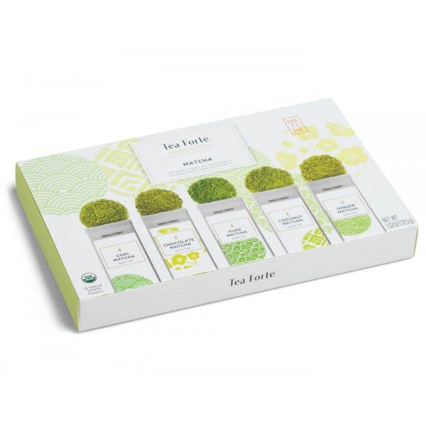 Ceai Matcha cutie 15 infuzii ceai organic 2