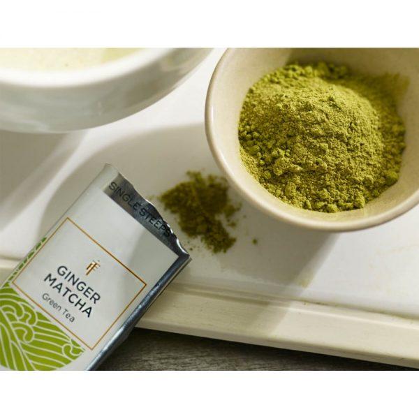 Ceai Matcha cutie 15 infuzii ceai organic 5