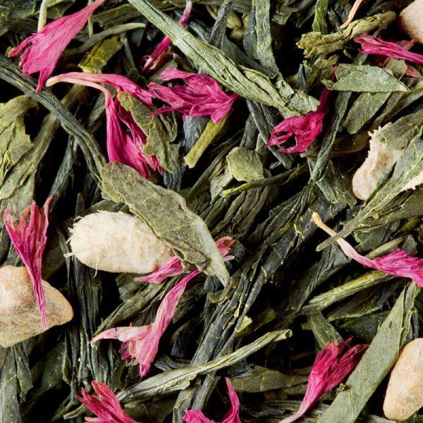 Ceai verde ghimbir Miss Dammann - pliculete 3