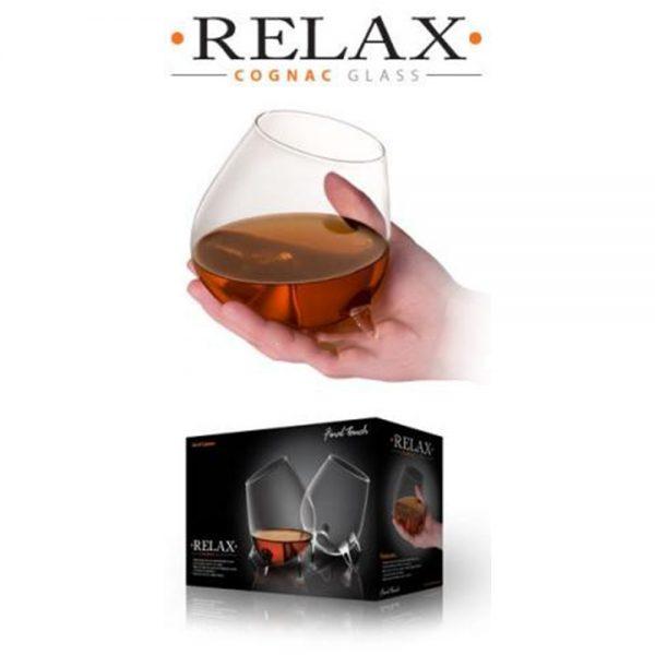 Set 2 pahare cognac Final Touch 2