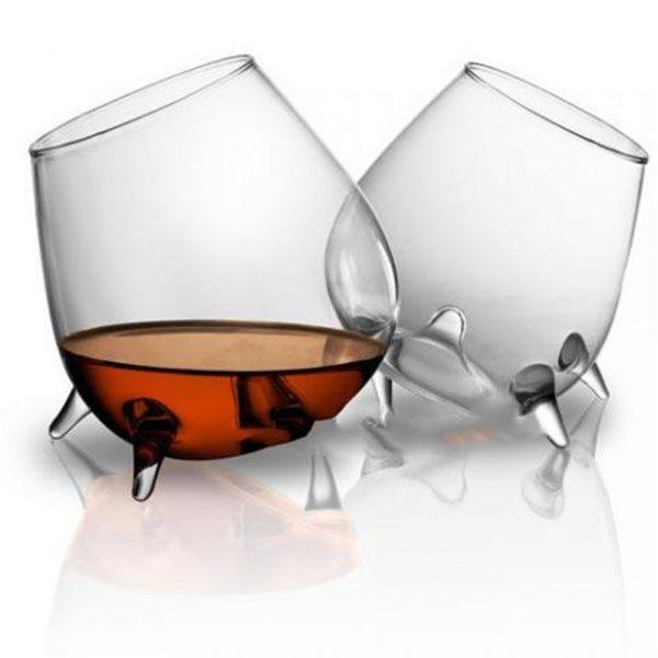 Set 2 pahare cognac Final Touch 1