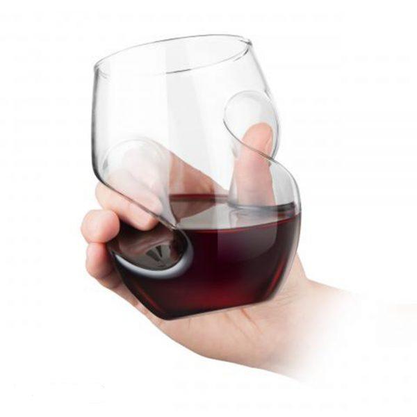 Set 4 pahare pentru vin rosu 2